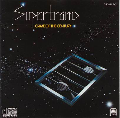 Supertramp - Crime Of The Century (CD, Album, RE, RP)
