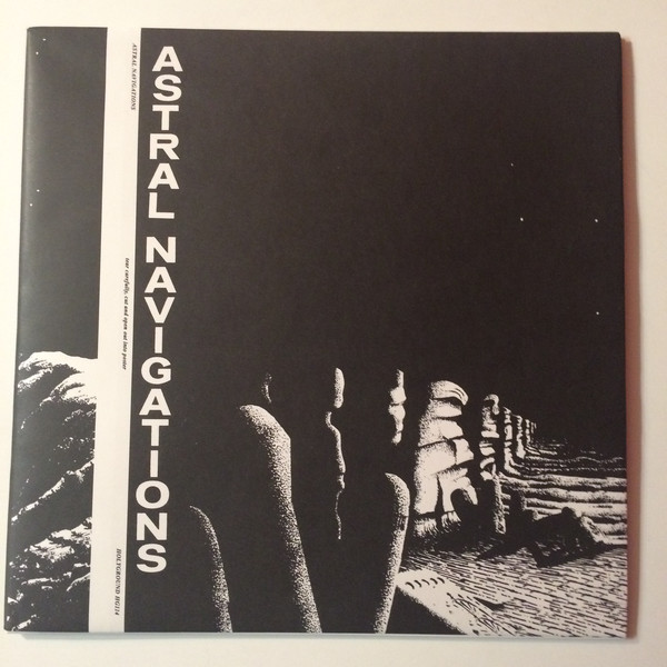 Lightyears Away / Thundermother - Astral Navigations (LP, Album, Mono, Ltd, RE)