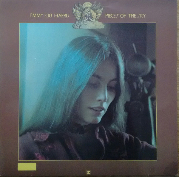 Emmylou Harris - Pieces Of The Sky (LP, Album, RP)