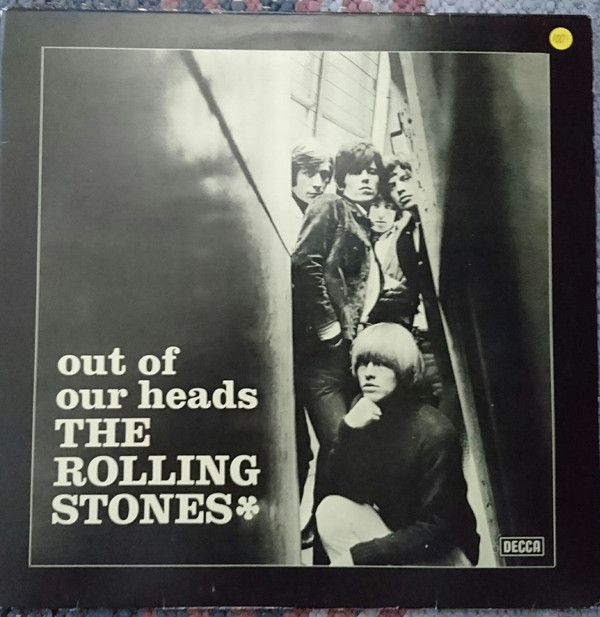 The Rolling Stones - Out Of Our Heads (LP, Album, RE)