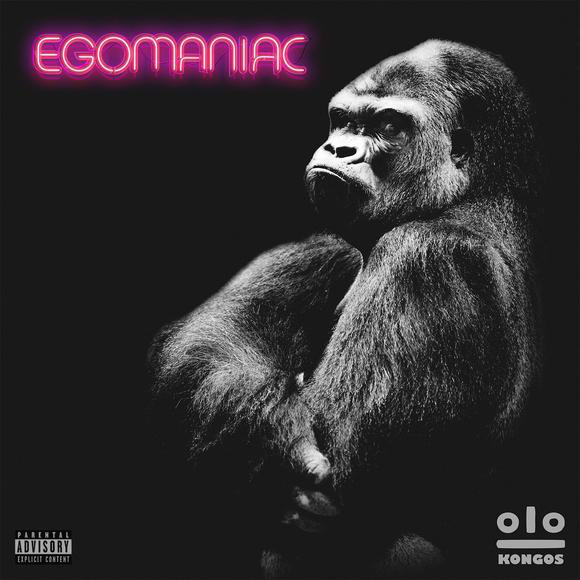 Kongos - Egomaniac (CD, Album)