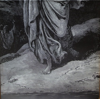 Light (4) - The Story Of Moses (LP, Album)