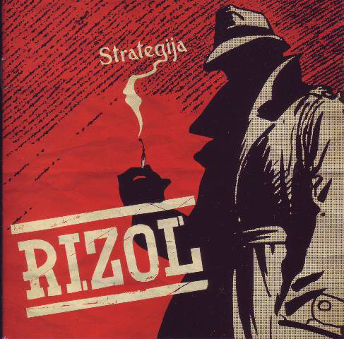 Rizol - Strategija (CD, Album)
