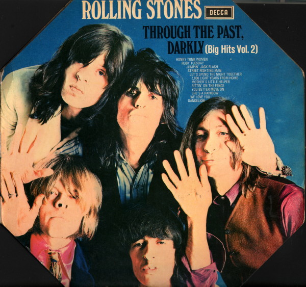 The Rolling Stones - Through The Past, Darkly (Big Hits Vol. 2) (LP, Comp, Oct)