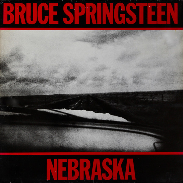 Bruce Springsteen - Nebraska (LP, Album, Gat)