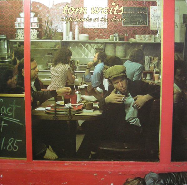 Tom Waits - Nighthawks At The Diner (2xLP, Album, Gat)