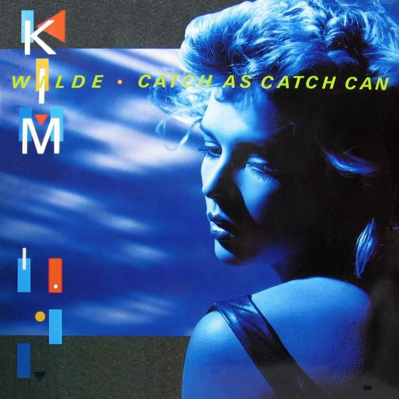 Kim Wilde - Catch As Catch Can (LP, Album)