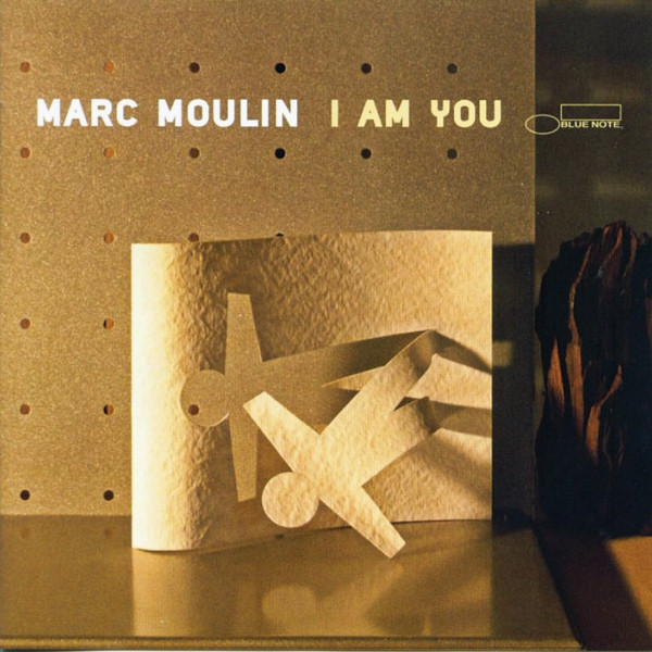 Marc Moulin - I Am You (CD, Album)