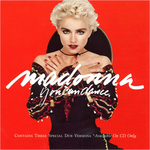 Madonna - You Can Dance (CD, Comp, P/Mixed)