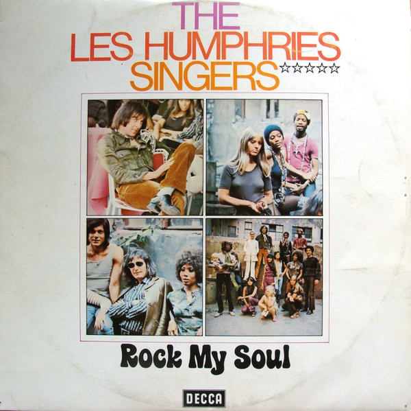 The Les Humphries Singers* - Rock My Soul (LP, Album)