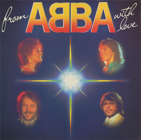 ABBA - From ABBA With Love (LP, Comp)