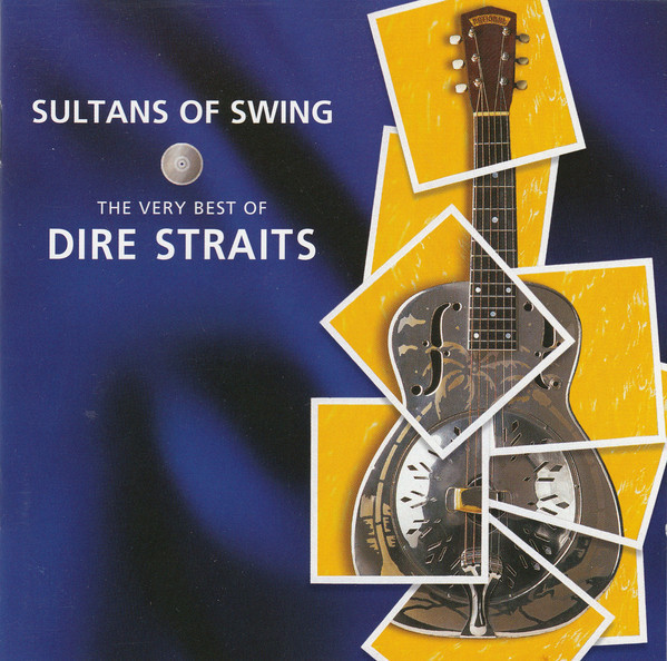 Dire Straits - Sultans Of Swing (The Very Best Of Dire Straits) (HDCD, Comp, RP)