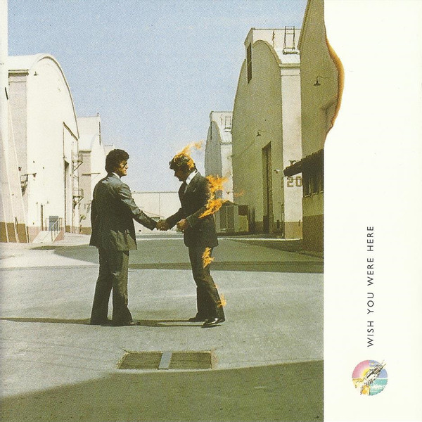 Pink Floyd - Wish You Were Here (CD, Album, RE, RM)