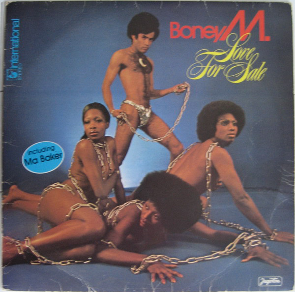Boney M. - Love For Sale (LP, Album)