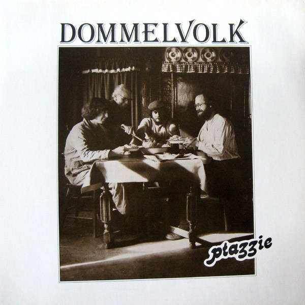 Dommelvolk - Ptazzie (LP, Album)