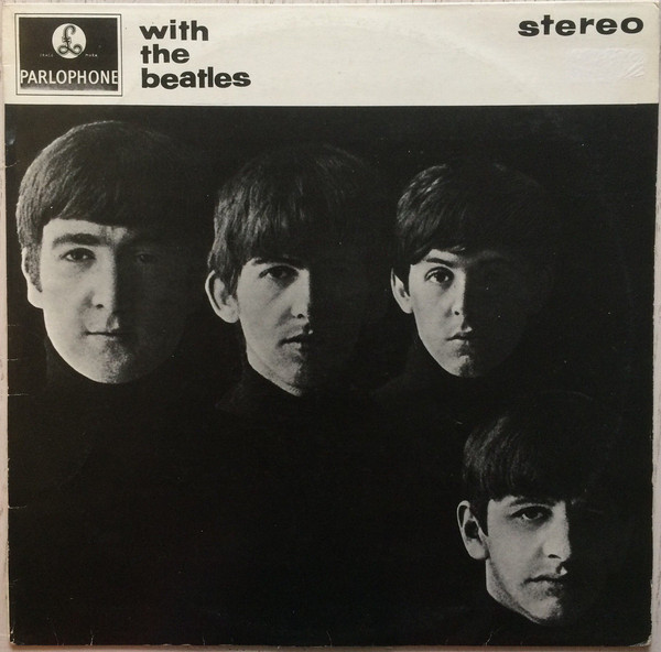 The Beatles - With The Beatles (LP, Album, M/Print)