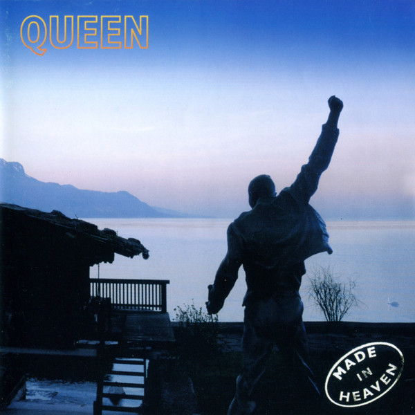 Queen - Made In Heaven (CD, Album)