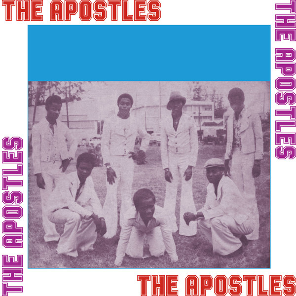 The Apostles (4) - The Apostles (CD, Album, RE)