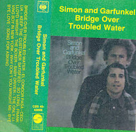 Simon And Garfunkel* - Bridge Over Troubled Water (Cass, Album)