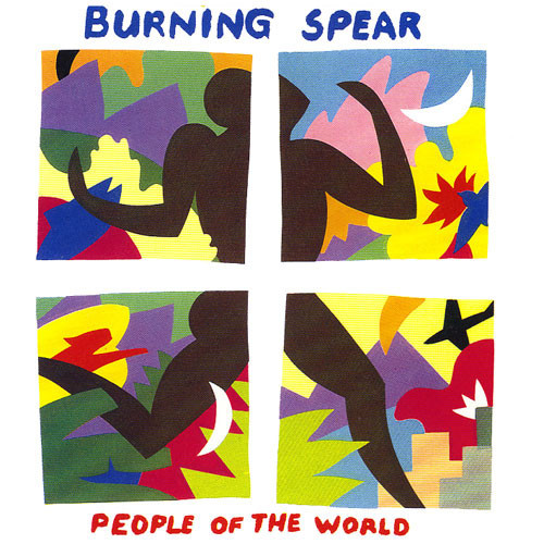 Burning Spear - People Of The World (LP, Album)