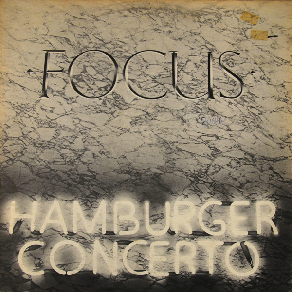 Focus (2) - Hamburger Concerto (LP, Album, PRC)