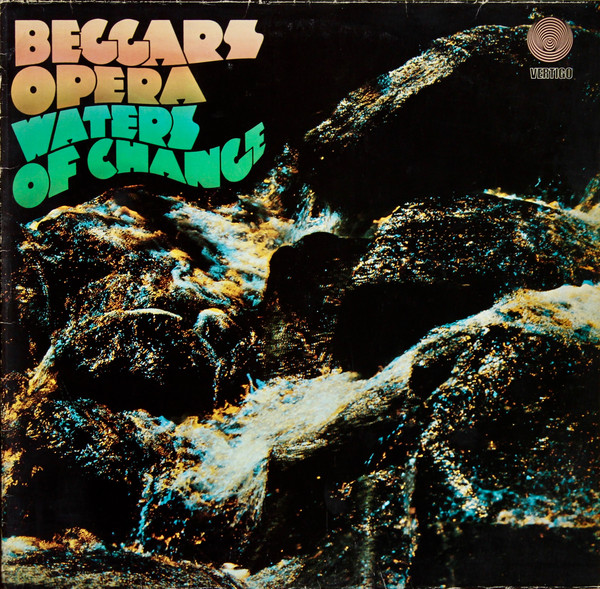 Beggars Opera - Waters Of Change (LP, Album, Gat)