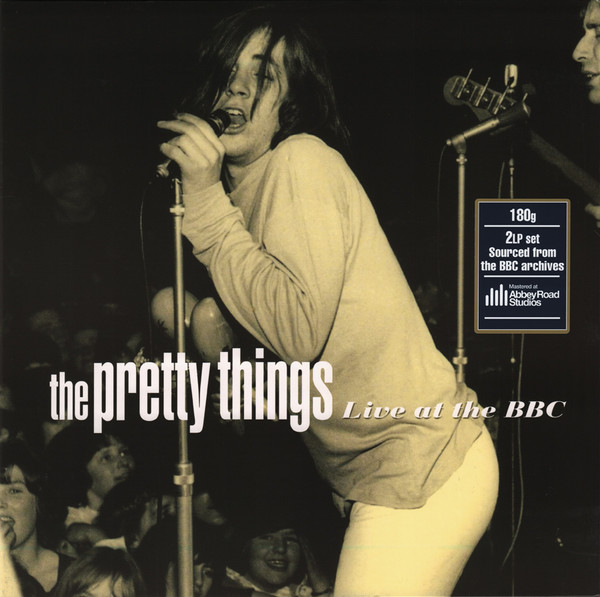 The Pretty Things - Live At The BBC (2xLP, Comp, 180)