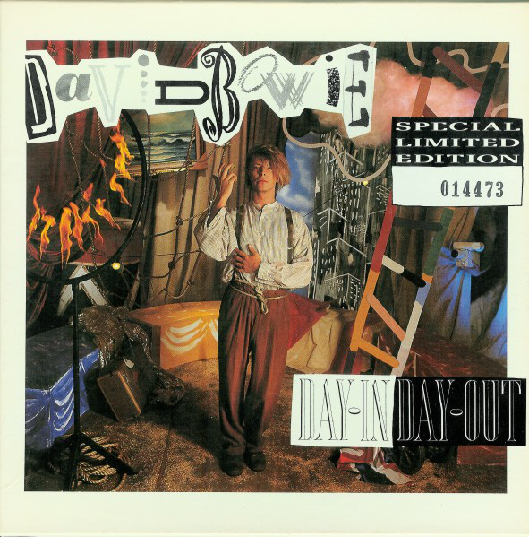 David Bowie - Day-In Day-Out (Box, Ltd, Num + 7