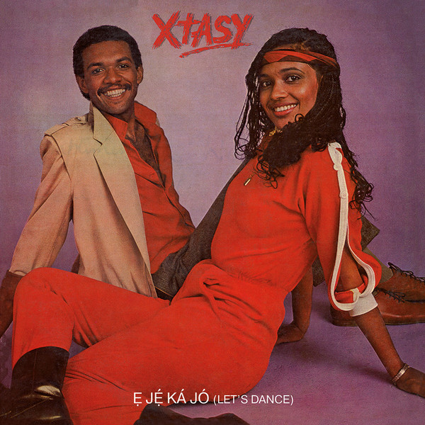 Xtasy - E Je Ka Jo (Let's Dance) (CD, Album, RE)