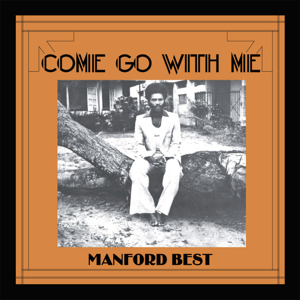 Manford Best - Come Go With Me (LP, Album, RE)