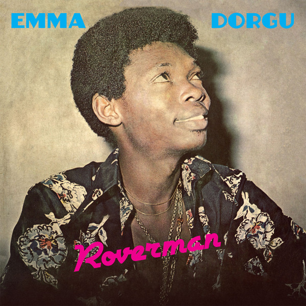 Emma Dorgu - Roverman (CD, Album, RE)