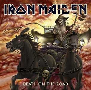 Iron Maiden - Death On The Road (2xLP, Album, Ltd, Pic, RE, RM)
